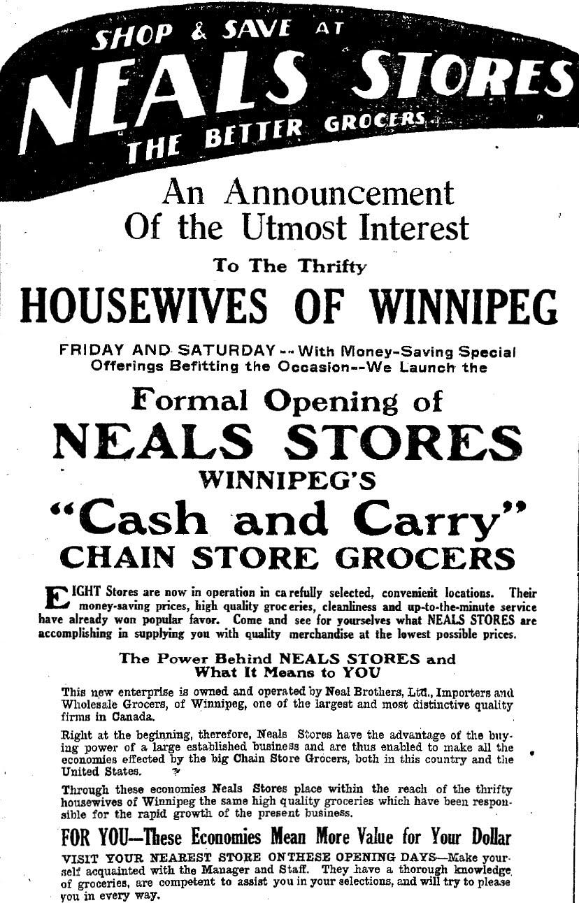 West End Dumplings: Safeway in Winnipeg Part 1 - Setting Up Shop