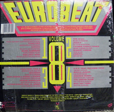 Retro disco hi nrg eurobeat volume 8 90 minute non for Classic italo house zenhiser