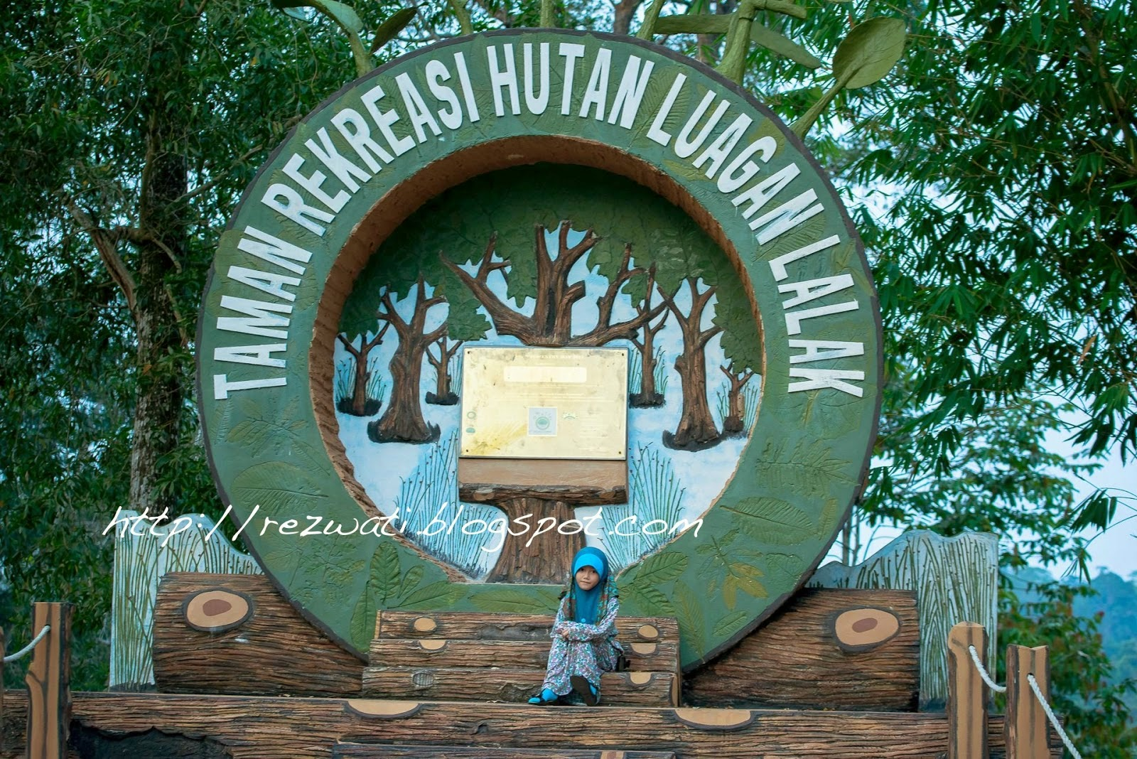 Luagan Lalak Forest Recreation Park