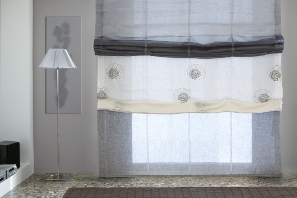 Disenyoss decoracion textiles - Cortinas tipo estor ...