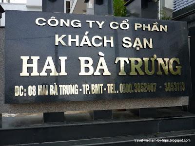 Buon Ma Thuot hotels