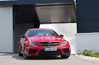 2011 Mercedes C63 AMG Black Series Coupé (C 204)