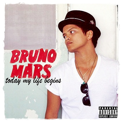 Bruno Mars - Today My Life Begins Lyrics