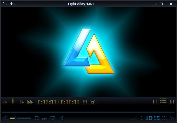 好用的影片播放器軟體推薦:Light Alloy Portable 免安裝版下載(中文版)