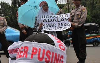 Demo Pengangkatan Tenaga Honorer
