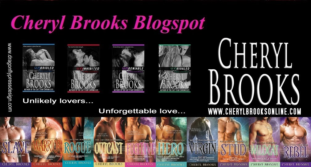 Cheryl Brooks Blogspot