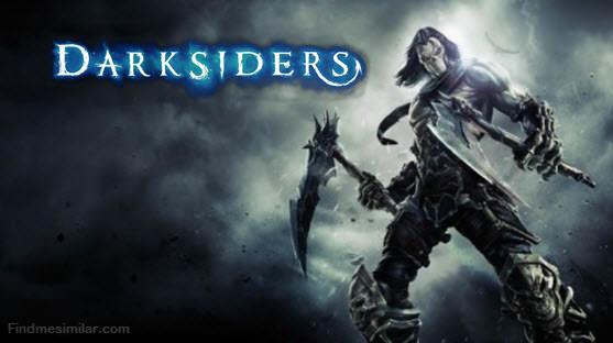 Darksiders poster