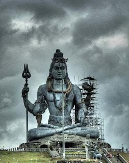 Estatua de Shiva en Murudeshwara