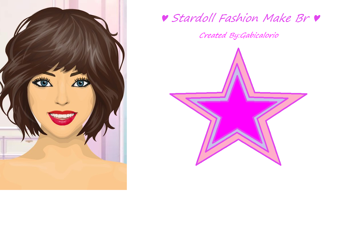 ♥ Stardoll Fashion Make Br ♥