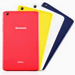 Berbagai pilihan warna yang tersedia pada Lenovo Tab A8