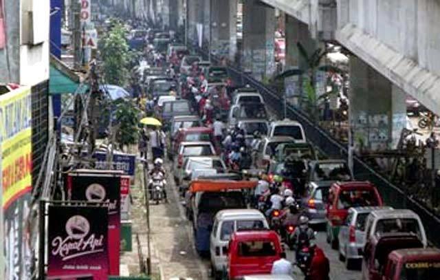 Lokasi Kemacetan Saat Mudik di Pulau Jawa Terbaru