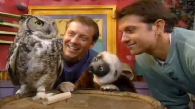 Zoboomafoo Puppet Whatsoever Critic: PBS...
