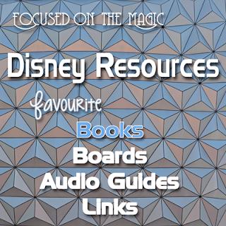 More Disney Resources