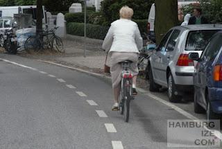 Schutzstreifen Hofweg