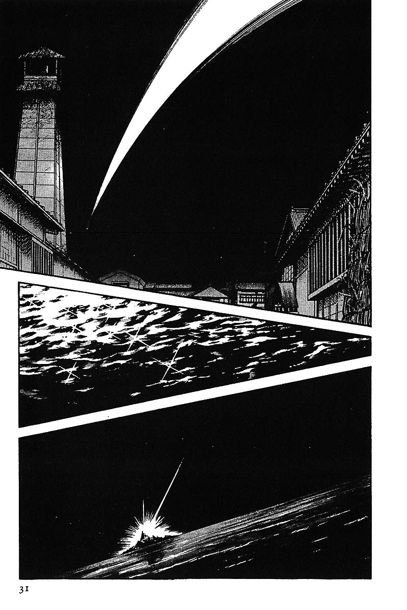 Nijiiro Togarashi - Ớt Bảy Màu chap 1 - Trang 33