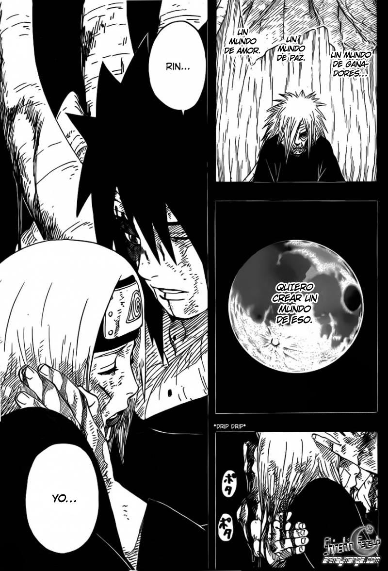 Naruto Shippuden Manga 606