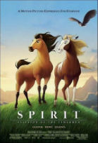 Spirit: El corcel indomable (2002) HD 720p Latino