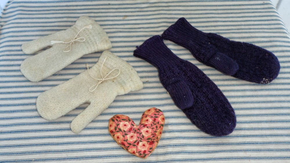 Early Child Mittens - 15.00 each - Available