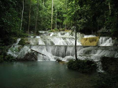 air terjun morano