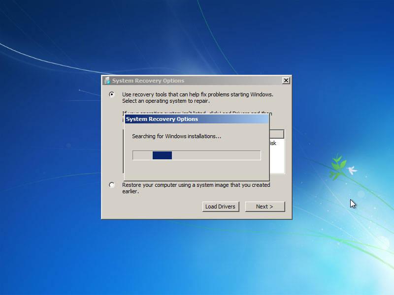 windows 7 create a system repair usb key 29462 n0xfeo