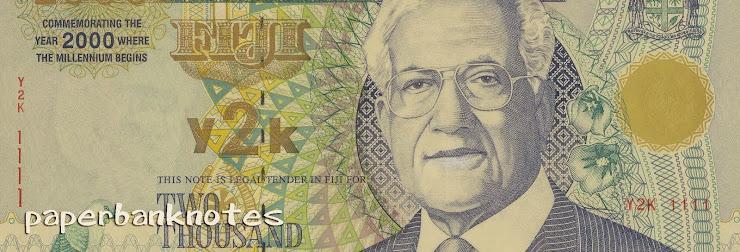 oceania paperbanknotes