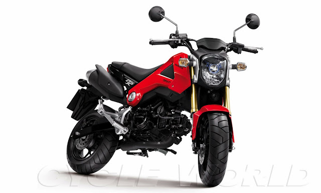 2014 Honda MSX125 005