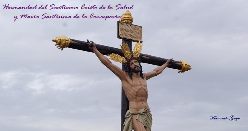 Hermandad del Santísimo Cristo de la Salud y María Santísima de la Concepción