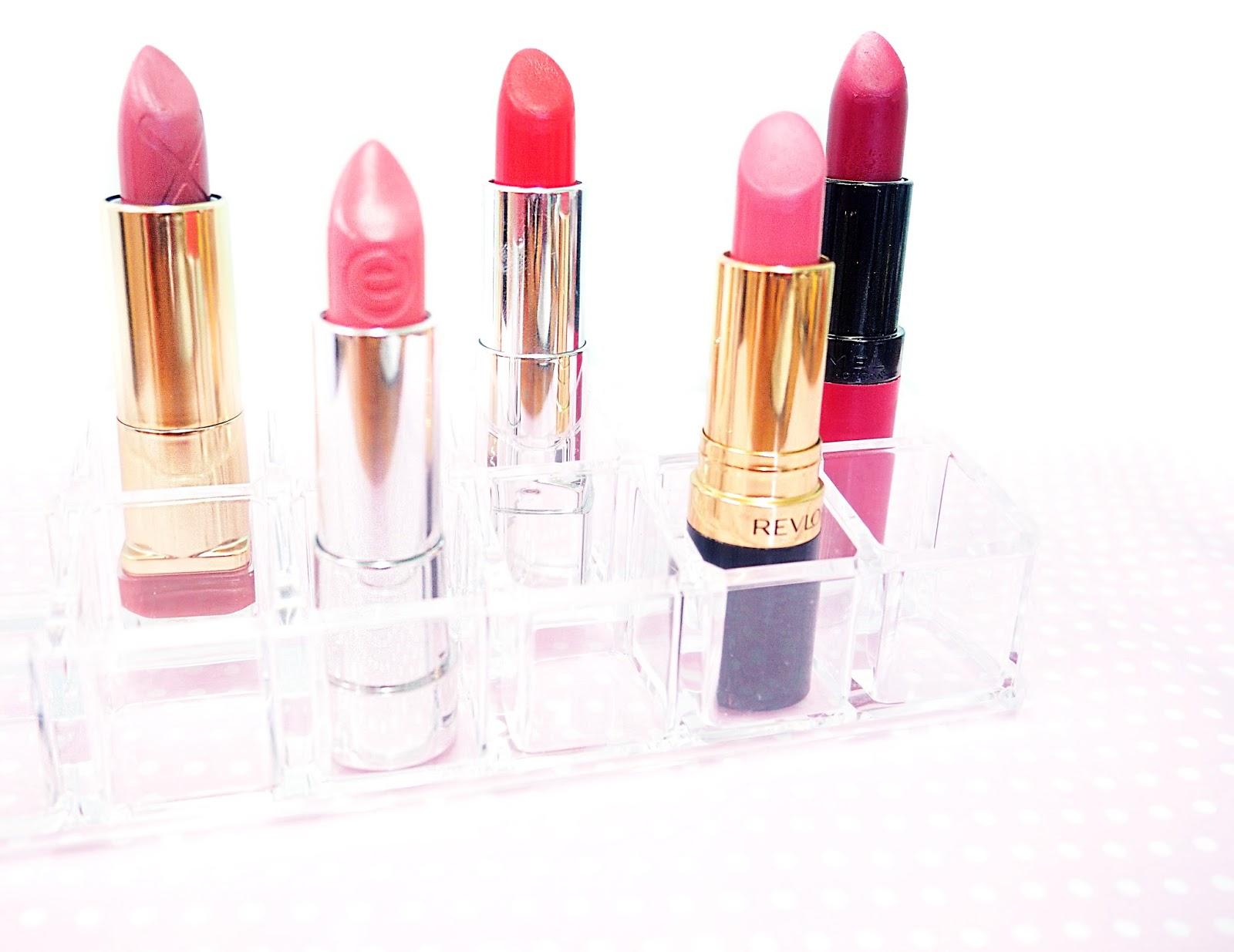 Autumn Drugstore Lipsticks