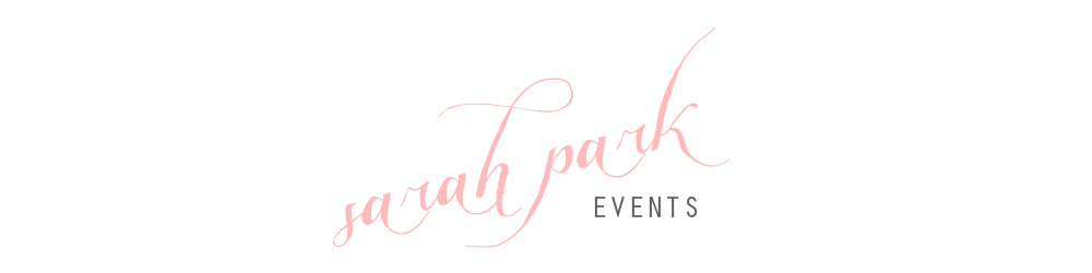 Sarah Park Events