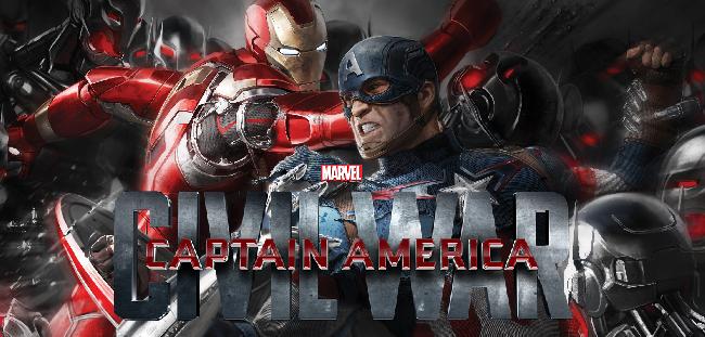 Veja os novos trajes de Steve e Stark em artes de Capitão América 3: A Guerra Civil