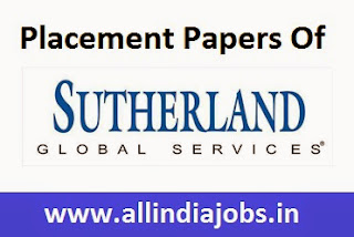Sutherland Placement Papers