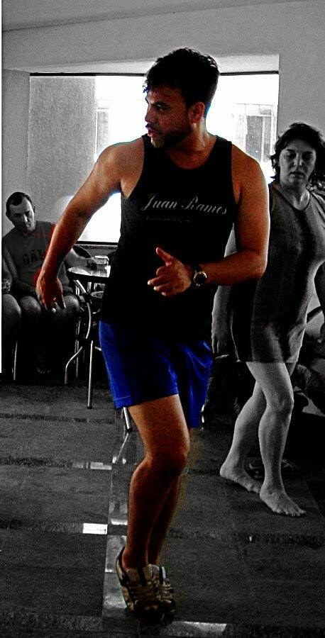 A verdadeira dança está muito mais próxima da convicção do que da emoção.
