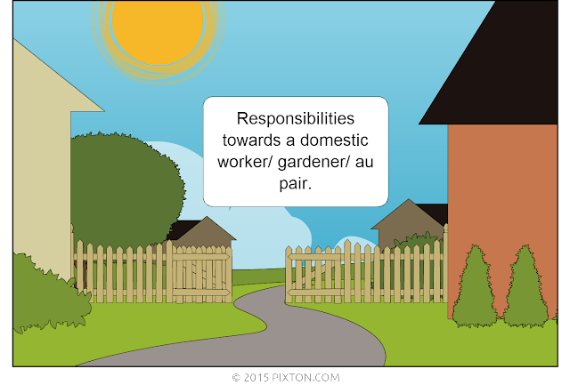 responsibility towards others