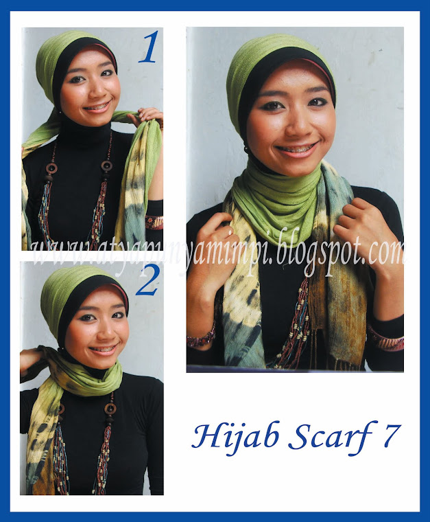 Hijab Scarf 7