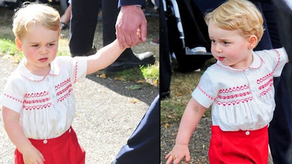 Prince George and Princess Charlotte, Catherine, Duchess of Cambridge