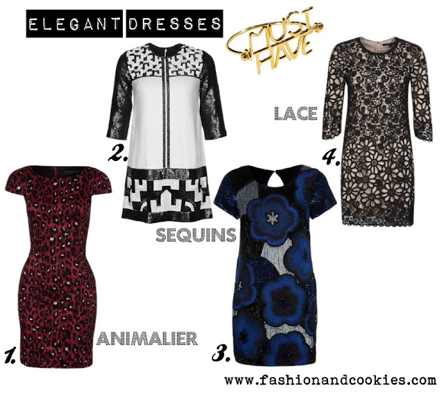 thecookiejar, Fashion and Cookies, French Connection elegant dresses, online shopping wishlist