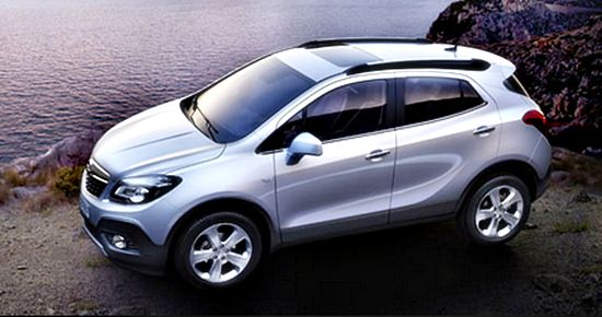 2016 vauxhall opel mokka review and price car drive and feature. Black Bedroom Furniture Sets. Home Design Ideas