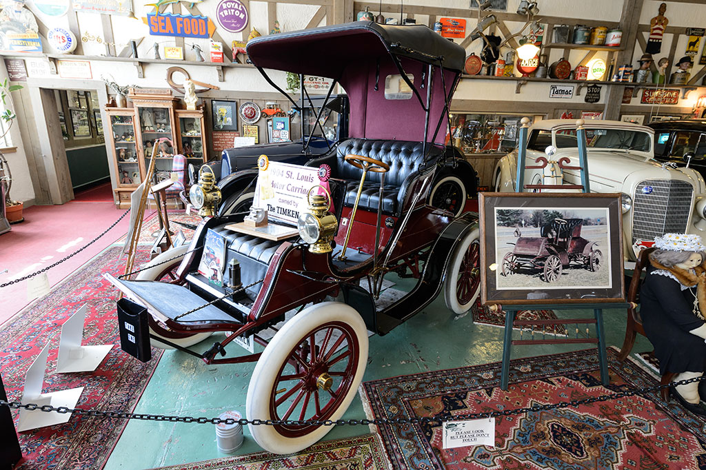 1904 St. Louis Carriage