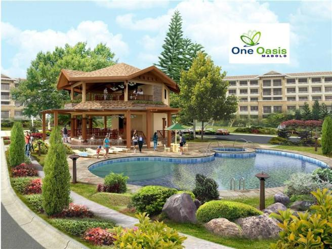 Cebu Philippines Countryside Homes And Condominiums One Oasis Residential Condominiums In