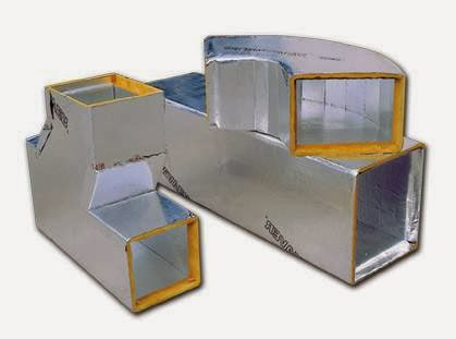 figuras de conductos de aire acondicionado