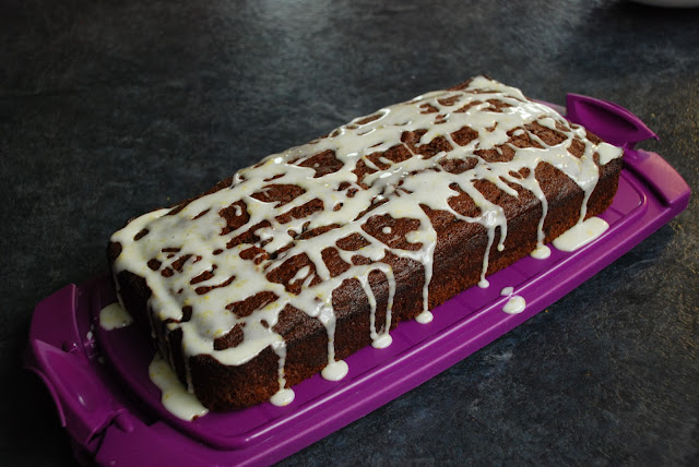 image of homemade ginger cake