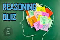 Reasoning Quiz 34 - Competitive Exams - IBPS/SSC/Banking Exams