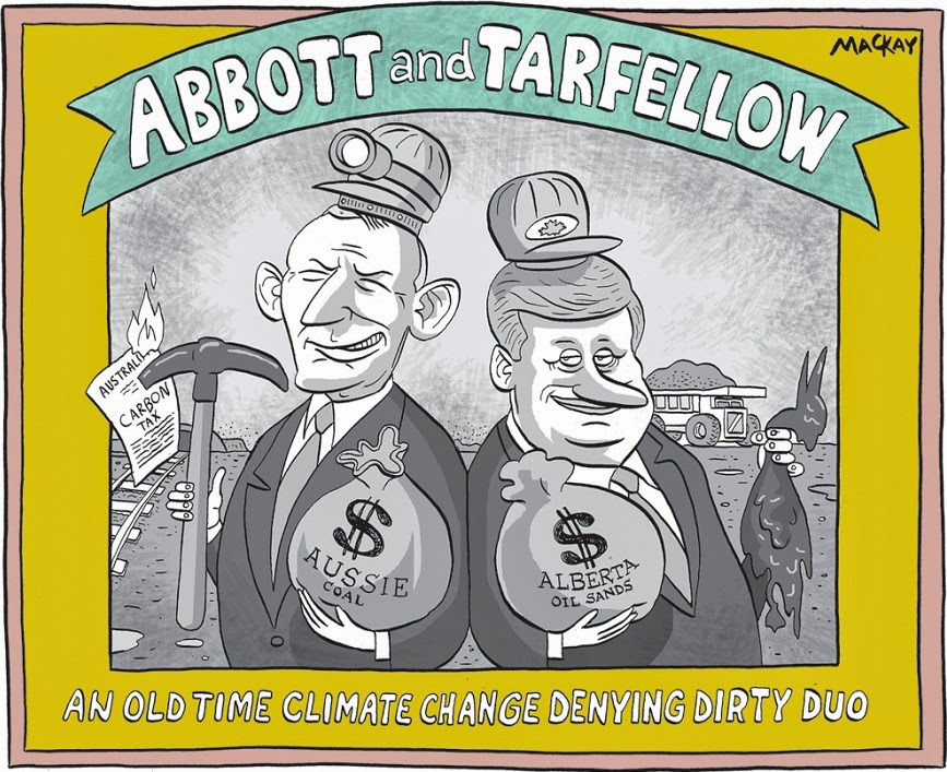 Graeme MacKay: Abbott & Tarfellow.