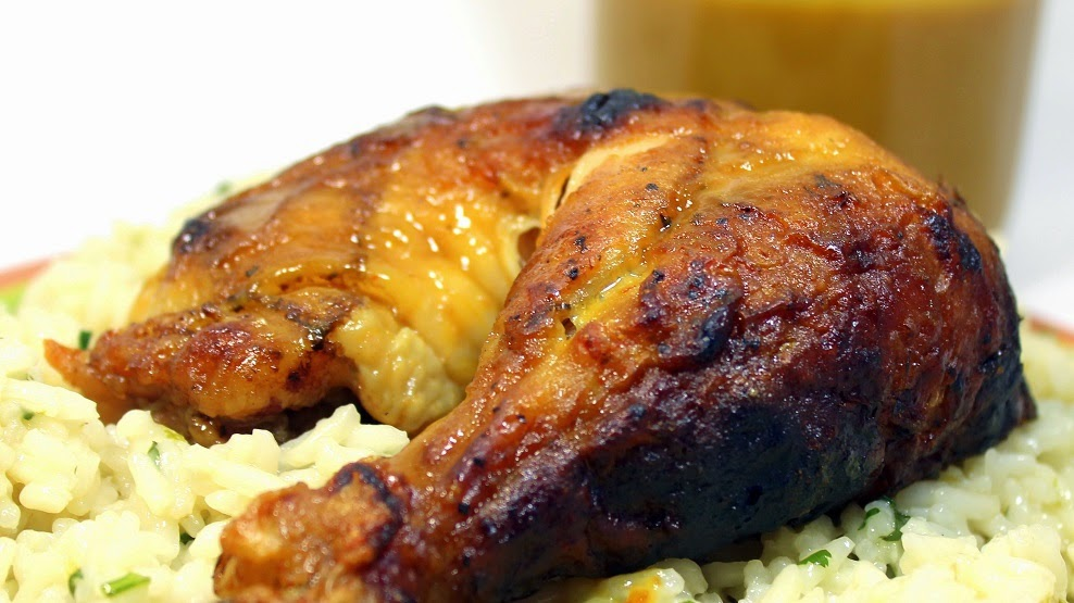 South Carolina Mustard BBQ Sauce for a QUICK Rotisserie Chicken Meal ...