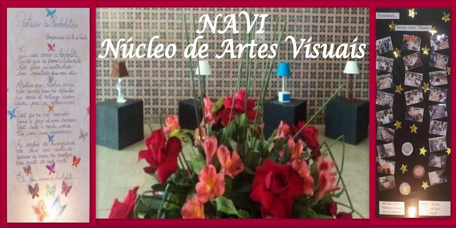 NAVI: Núcleo de Artes Visuais - Escola Parque - CECR