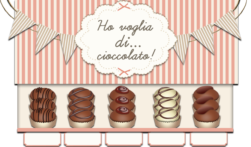 Ho voglia di.. cioccolato!