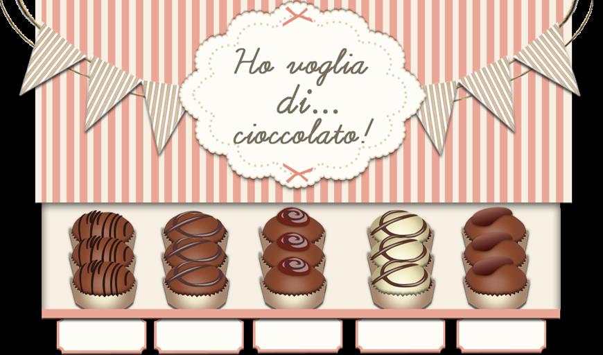 Ho voglia di.. cioccolato!