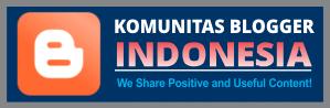 Komunitas Blogger Indonesia