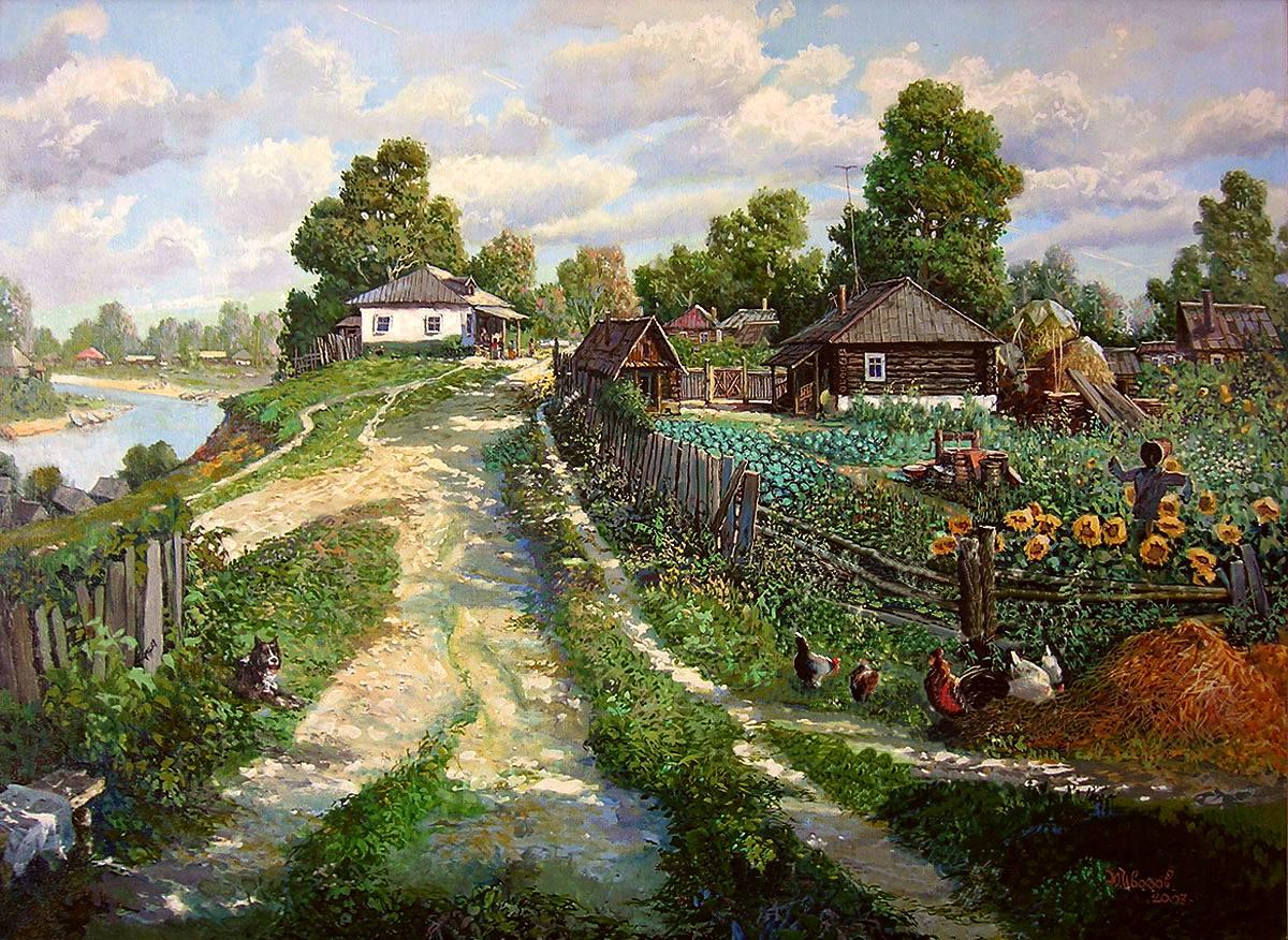 Фото моя деревня 3 фотография