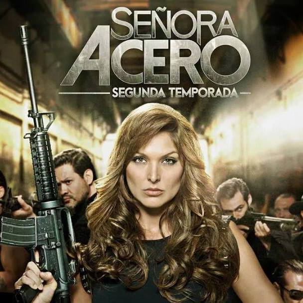 Señora Acero Segunda Temporada capitulo 76 Martes 12 de Enero del 2016